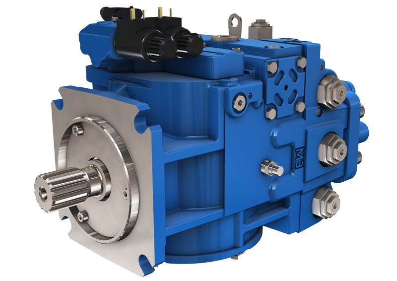 Гидронасос Poclain Hydraulics P90-130