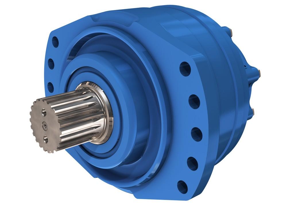 Гидромотор Poclain Hydraulics MSE02